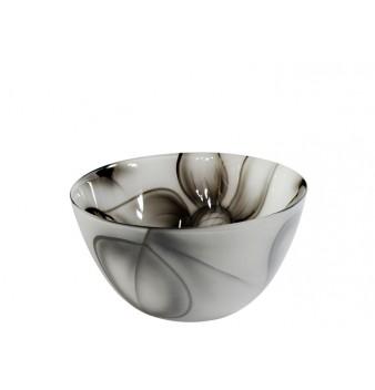 Contento skål svart 210 mm
