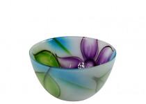 Contento skål lila 210 mm