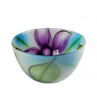 Contento skål lila 240 mm
