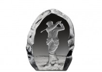 Old Style Golfer 160 mm