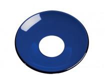 Ljusmanschett  koboltblå, 65mm. 4st