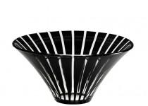 Twist skål svart 200 mm